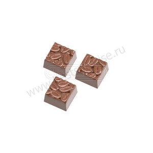 Поликарбонатная форма для конфет CW1877, Chocolate World