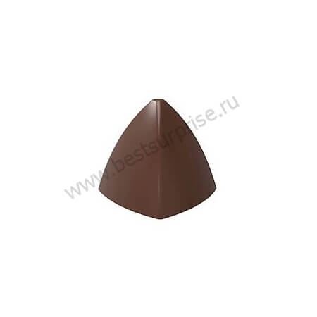 Поликарбонатная форма для конфет CW1924, Chocolate World