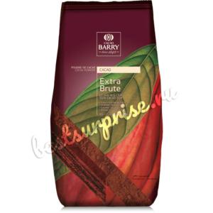 Алкализованный какао порошок Extra Brute 1кг. Cacao Barry