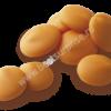 Оранжевый шоколад со вкусом апельсина Barry Callebaut 2.5 кг