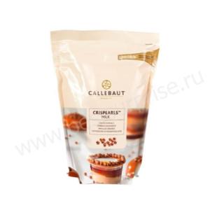 Молочные жемчужины Crispearls Barry Callebaut 800 гр