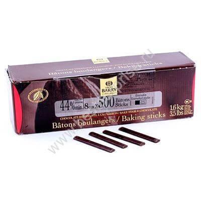 Термостабильные палочки для круассанов 500 шт. Cacao Barry (Какао Барри)