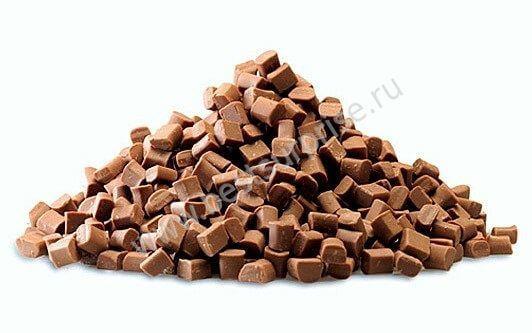 Термостабильные кусочки из темного шоколада 2.5 кг, Barry Callebaut (БАрри Каллебаут)