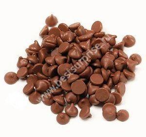 Термостабильные капли из молочного шоколада Barry Callebaut 1 кг. (Барри Каллебаут)
