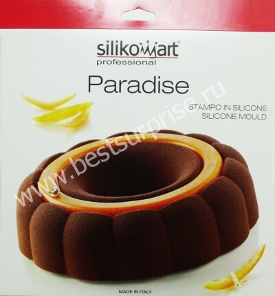 Силиконовая форма Paradise / Парадиз, (Silikomart / Италия)