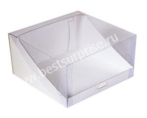 Коробка для торта 225*225*100
