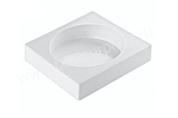 Силиконовая форма для торта Тортафлекс Круг D160, Silikomart (Италия)