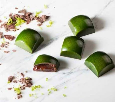Поликарбонатная форма для конфет CW1865, Chocolate World