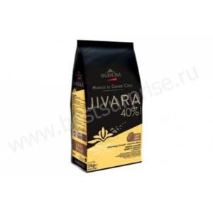 Шоколад молочный Jivara 40%, Valrhona