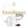 Шоколад (кувертюр) темный 55% Excellence 5 кг., Cacao Barry
