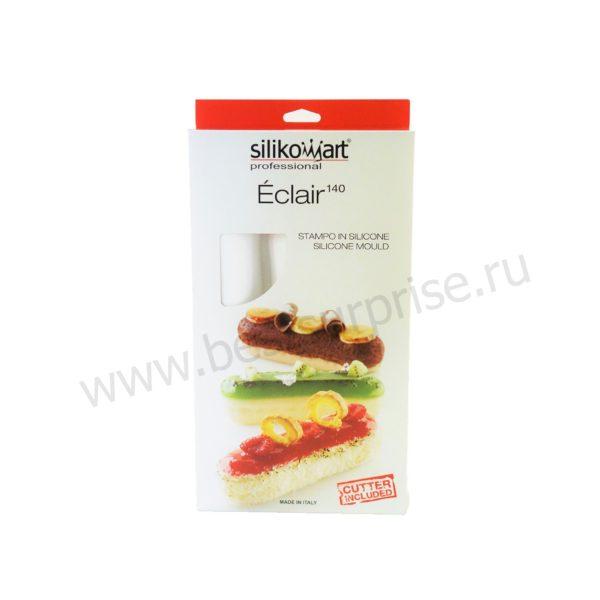 Силиконовая форма для пирожных Eclair (Эклер), Silikomart