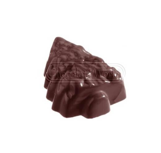 Поликарбонатная форма для конфет CW1302, Chocolate World