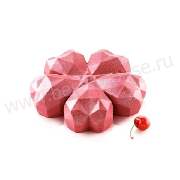 Силиконовая форма для торта Sakura Origami 600, Silikomart
