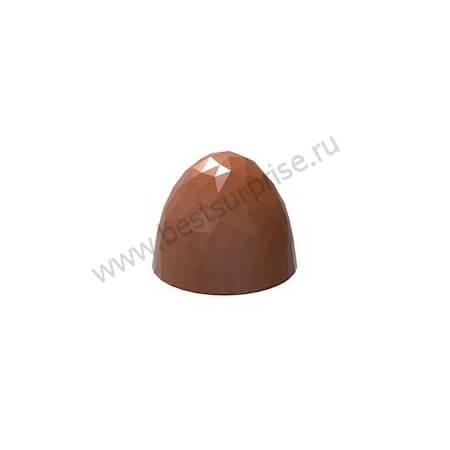 Поликарбонатная форма для конфет CW1923, Chocolate World