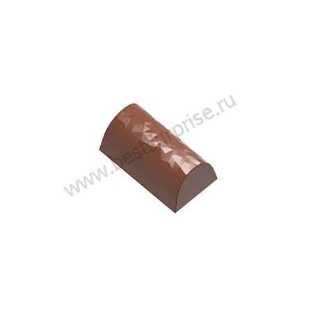 Поликарбонатная форма для конфет CW1930, Chocolate World