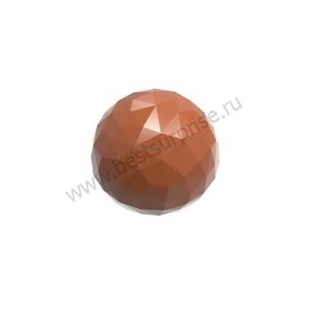 Поликарбонатная форма для конфет CW1909, Chocolate World