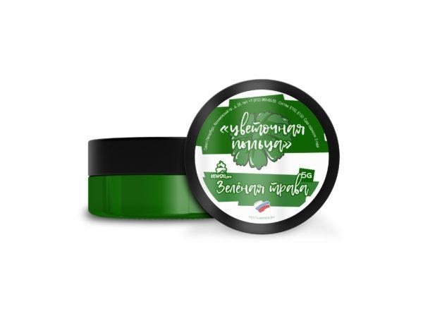 «Цветочная пыльца» «Зеленая Трава», 5 гр.