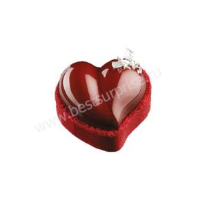 Силиконовая форма для торта PX3206 Heart, Pavoni
