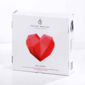 Силиконовая форма для торта Heart cake by Dinara Kasko