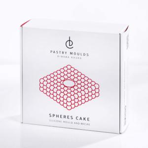 Силиконовая форма для торта Spheres Cake by Dinara Kasko