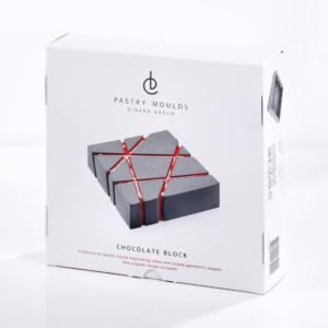 Силиконовая форма для торта Block Cake by Dinara Kasko