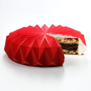 Силиконовая форма для торта Origami by Dinara Kasko
