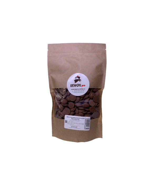 Шоколад кувертюр Origine Papouasie 36%, Cacao Barry 250 гр.