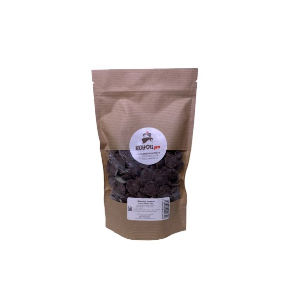 Шоколад темный Force Noire 50%, Cacao Barry 250 гр.