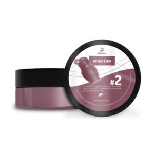 Краситель жирорастворимый сухой для шоколада Violet line №2